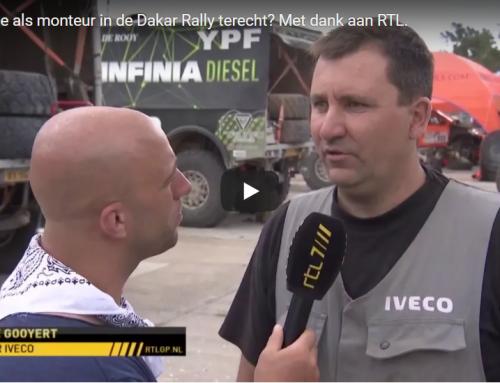 Hoe kom je als monteur in de Dakar Rally terecht?